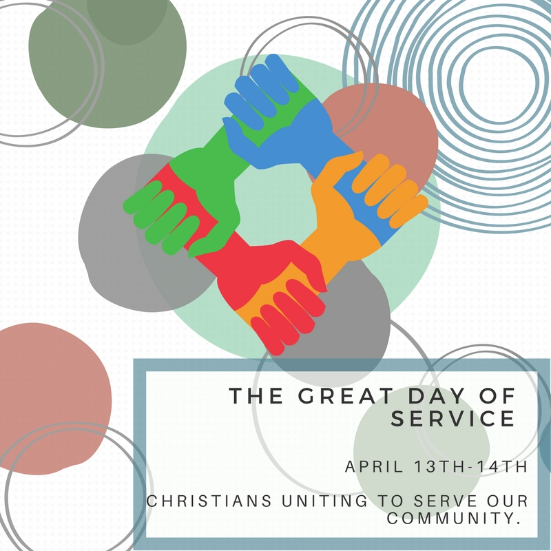 The Great Day of Service 2018
