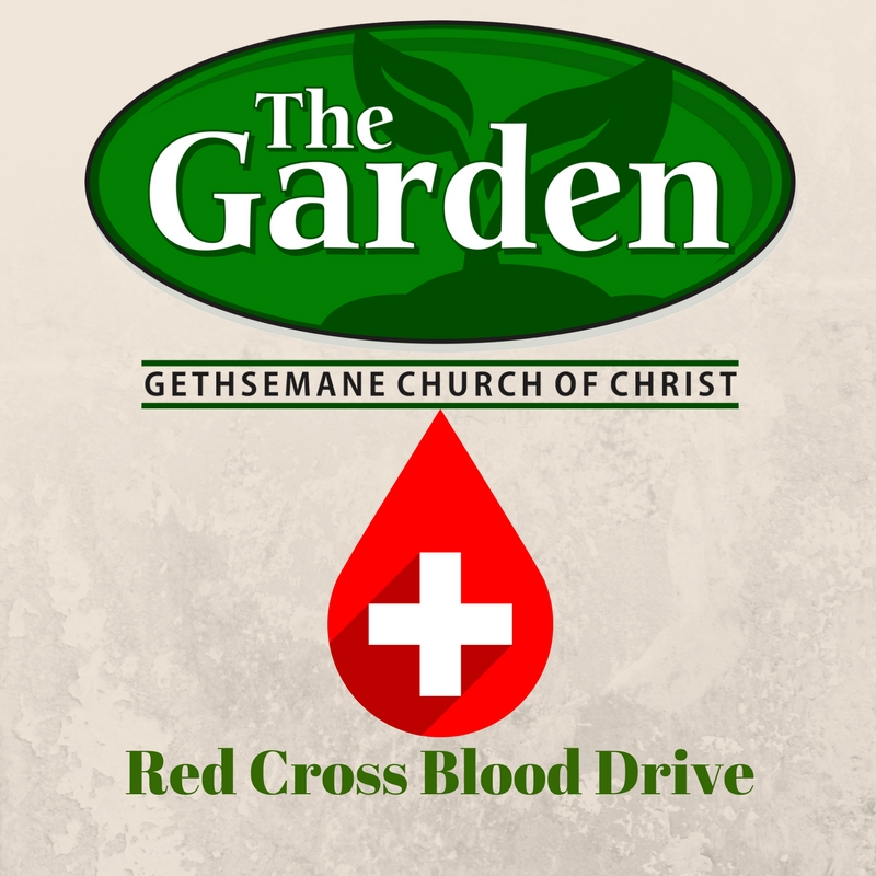 Red Cross Blood Drive 2018