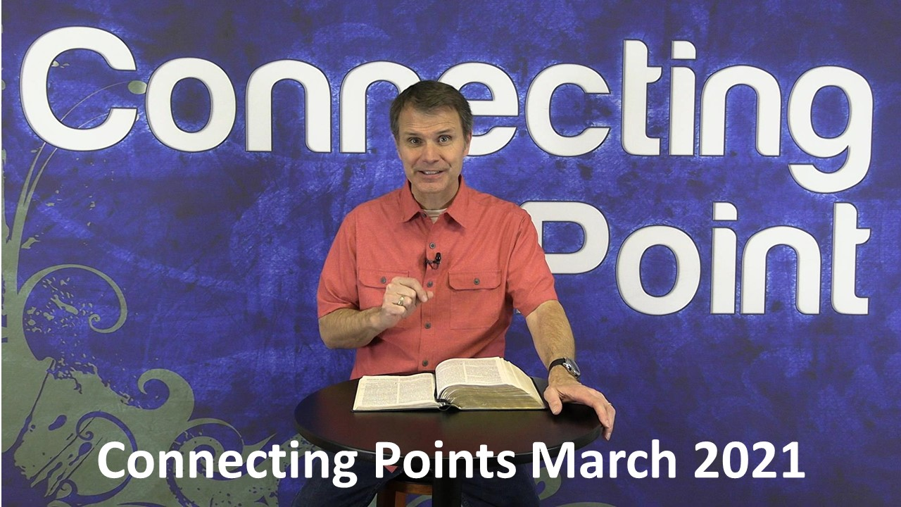 Connecting Points March 2021