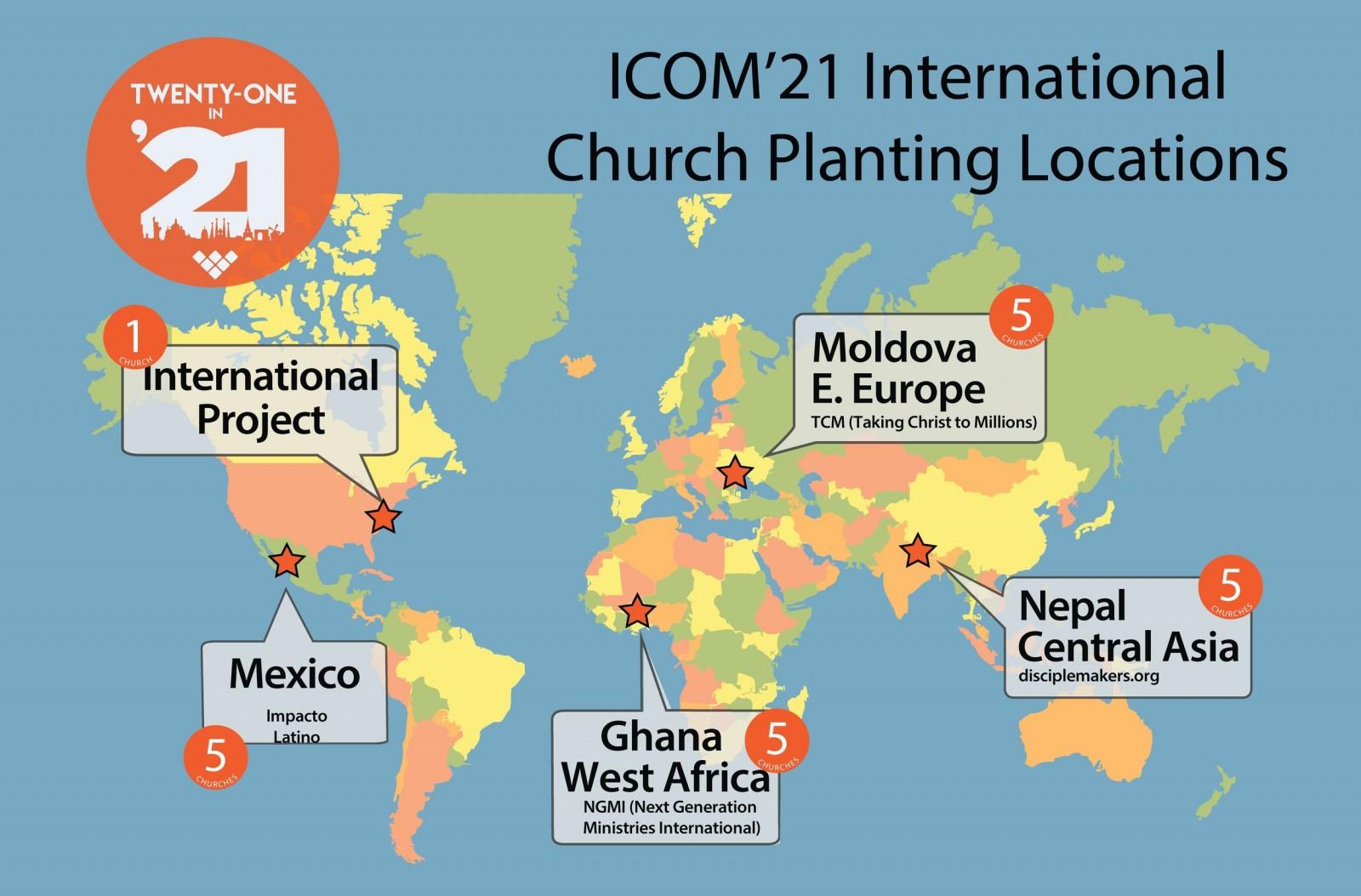 ICOM 21in21