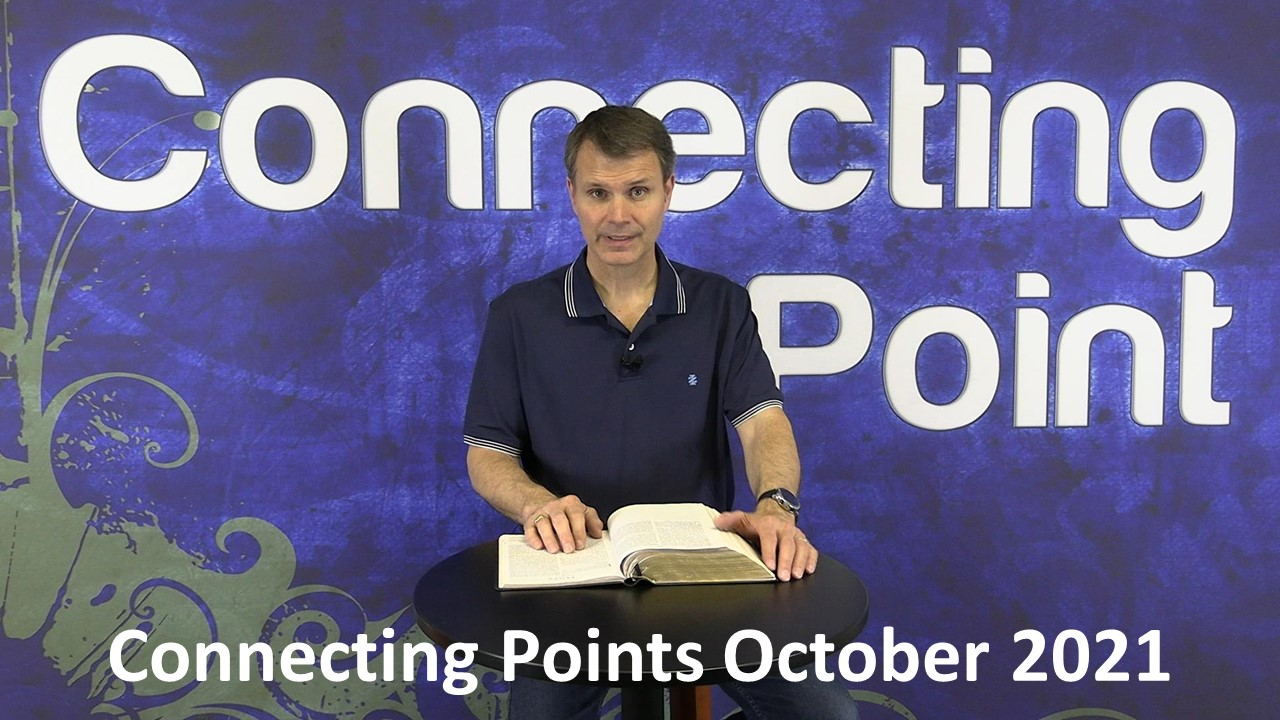 October Connection Points